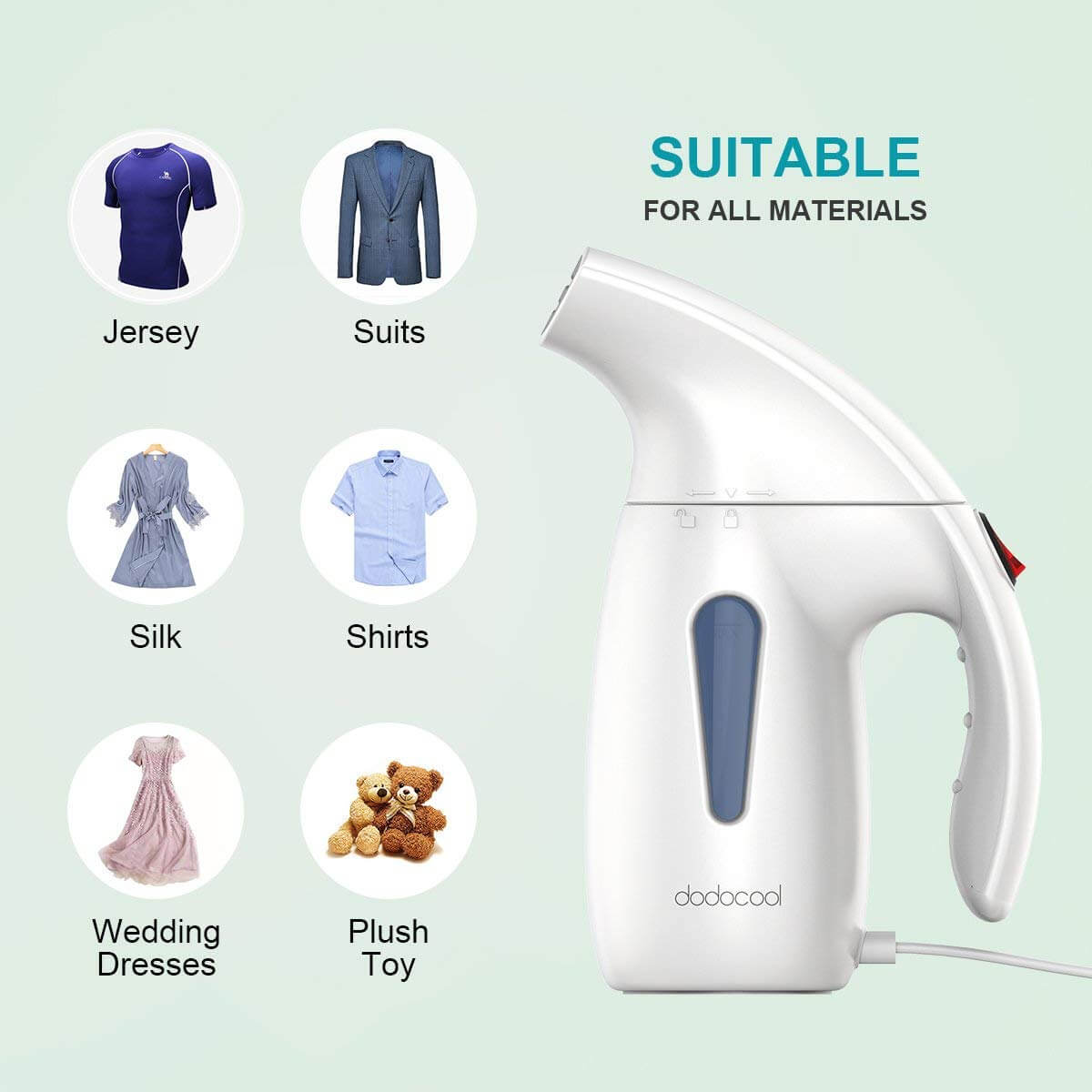 Clothes-Steamer-Handheld-Travel-Garment-Steamer-Iron