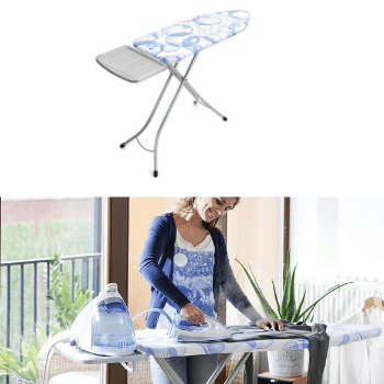 Brabantia-Metallized-Silver-Ironing-Board-Cover