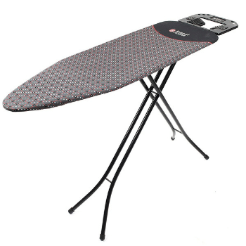 Russell-Hobbs-LA043153BLK-Adjustable-Ironing-Board-with-Jumbo Iron Rest