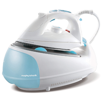 Morphy Richards 333021 Jet Steam Steam Generators – Blue White