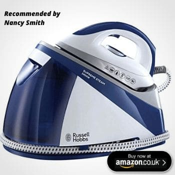 Nancy recommended russell hobbs iron