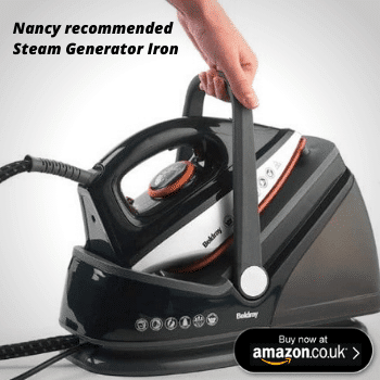 Nancy recommended steam generator iron