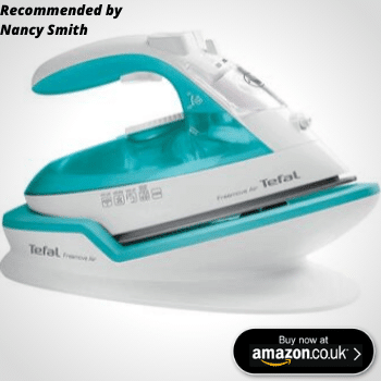 Nancy recommended tefal iron