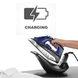 charge able iron