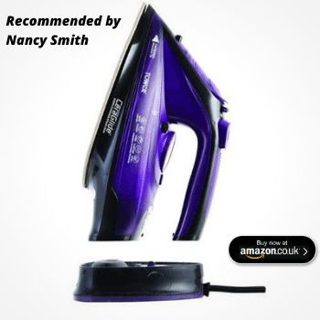 Tower T22008 Cord or Cordless Steam Iron on amazon