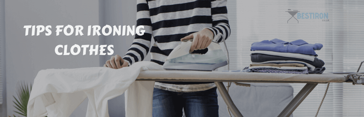 How To Iron Your Clothes Properly?