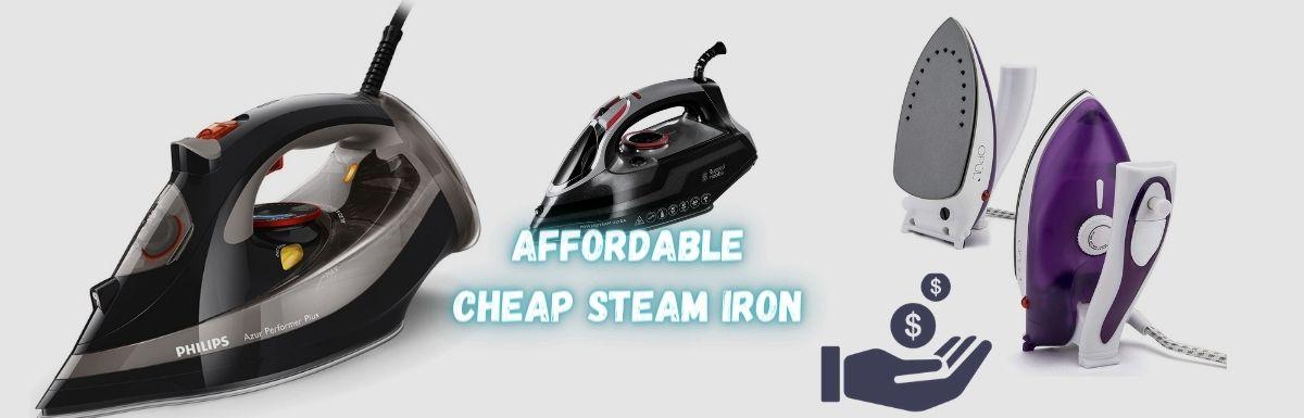 Cheap steam irons