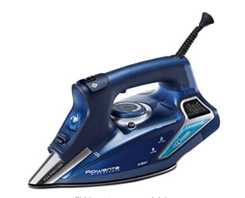 Rowenta DW 9240 Steam 3100W Stainless steel Blue – irons