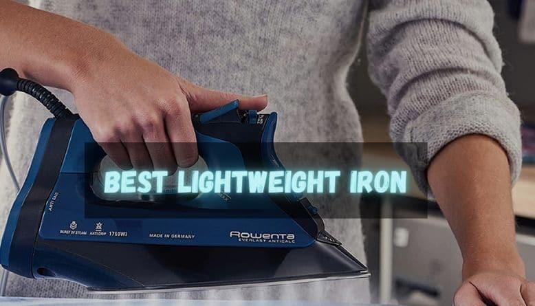 top lightweight iron in uk