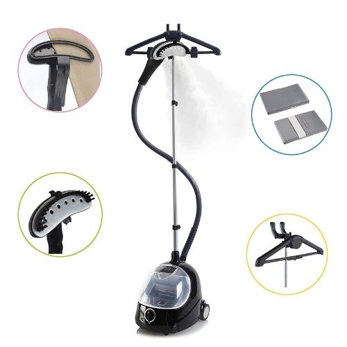Fridja f1000 Professional Vertical Garment Steamer