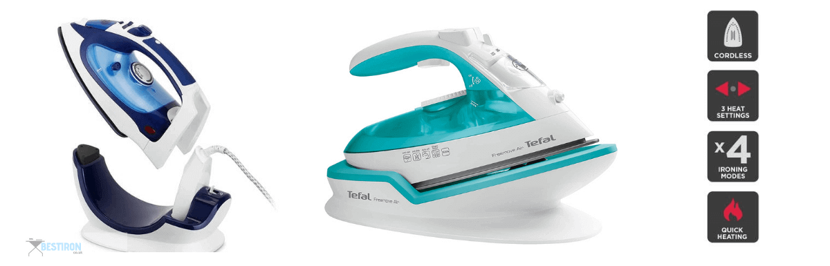 What is Cordless Iron? How Does Cordless Iron Work?