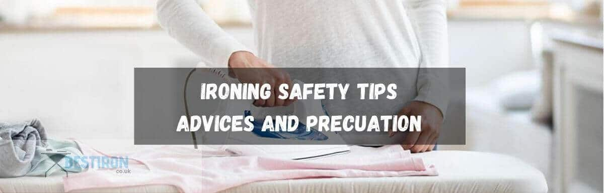 Ironing Safety Tips and Advice's