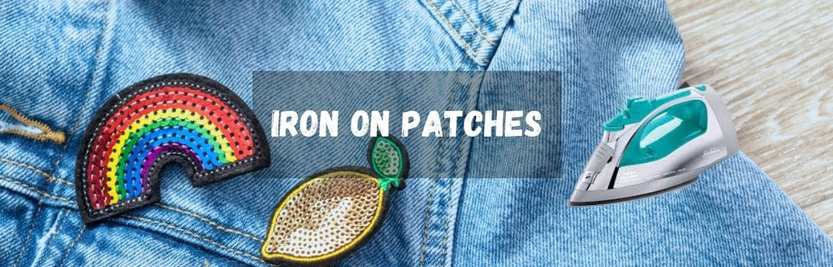 How to Iron on Patches? Step By Step