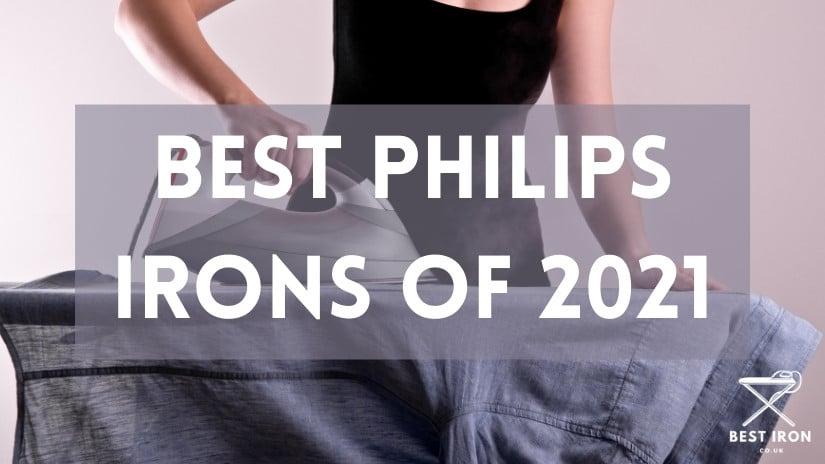 Best Philips irons