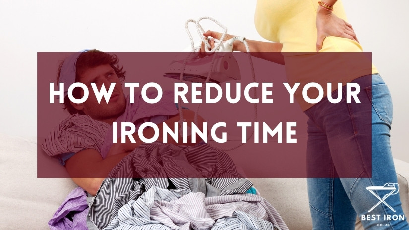 How to iron quickly