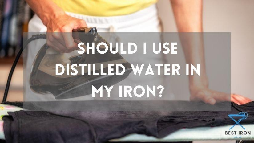 Iron Distilled Water