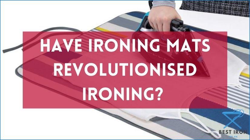Ironing mats