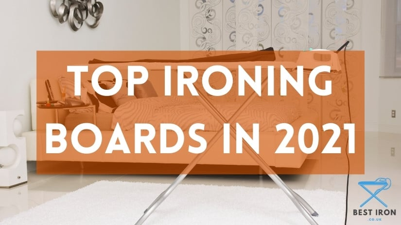 Top ironing boards